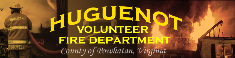 Huguenot Volunteer Fire Department Inc.
