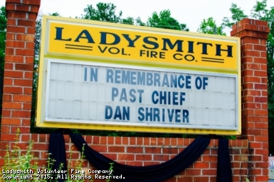Past Chief Dan Shriver