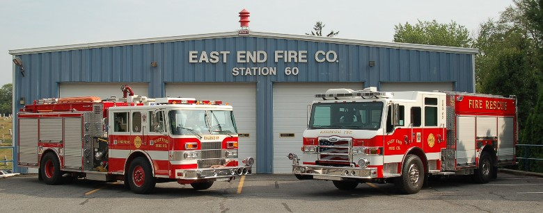 East End Fire Company, Mahoning Twp Fire Department