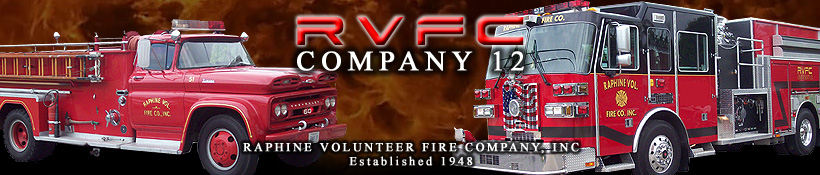 Raphine Volunteer Fire Company Inc.
