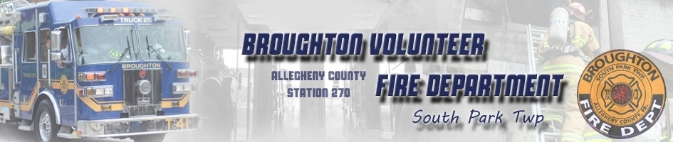 Broughton Volunteer Fire Department