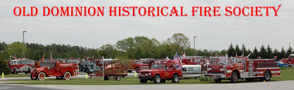 The Old Dominion Historical Fire Society