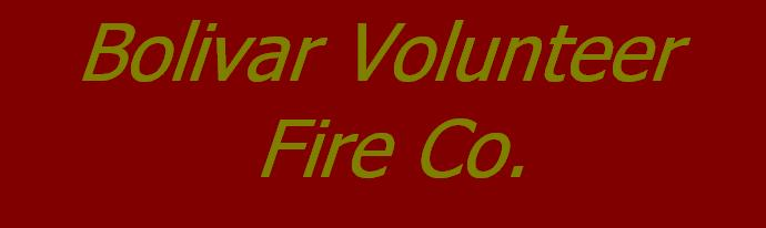 Bolivar Volunteer Fire Company