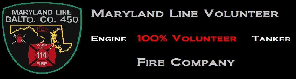 MARYLAND LINE VOLUNTEER FIRE COMPANY
