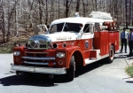 1955 Seagrave Safety Sedan 70th Anniversary Series rescue squad