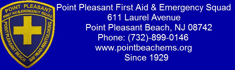 Point Pleasant First Aid and Emergency Squad Inc.