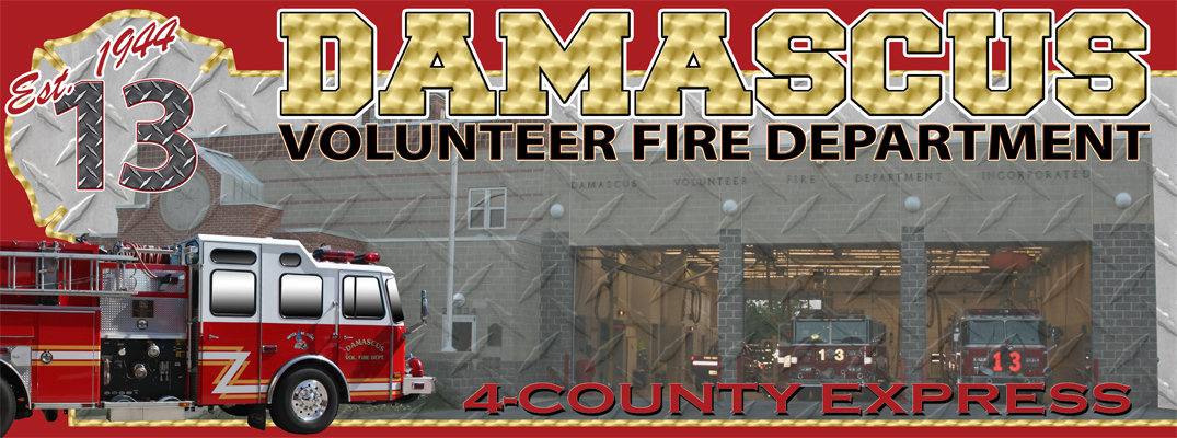 Damascus Volunteer Fire Department Inc.