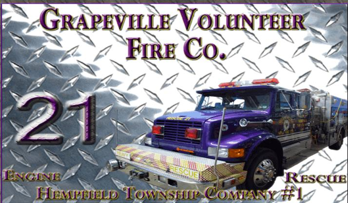 Grapeville Volunteer Fire Department