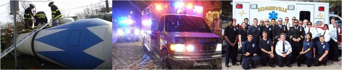 The First Aid and Rescue Squad of Somerville NJ Inc.