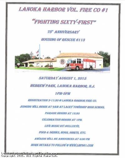 Lacey Township, NJ - Lacey Township Events