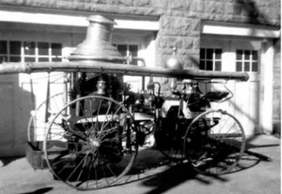1883 Silsby Steamer