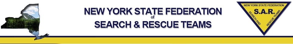 New York State Federation of Search and Rescue Teams