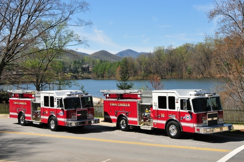 Enka Candler Fire & Rescue Department Inc.