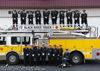 BRFD Department Photo September 2015