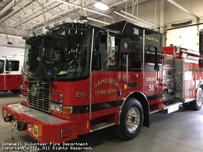 New Engine 51 pick up at FDIC Indy