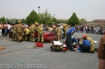 SADD mock accident at Hershey High School