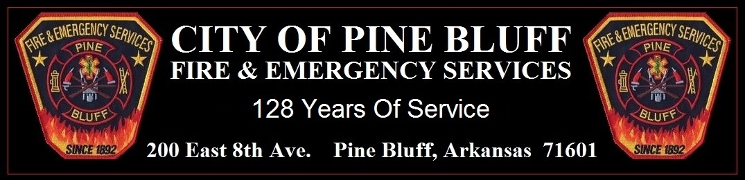 Pine Bluff Fire and Emergency Services