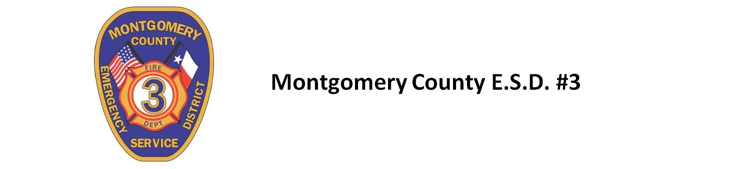 Montgomery County Emergency Service District #3