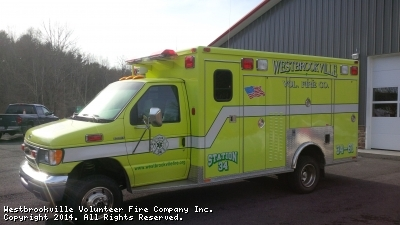 New 34-61 Put In Service And Responds To It's First Call