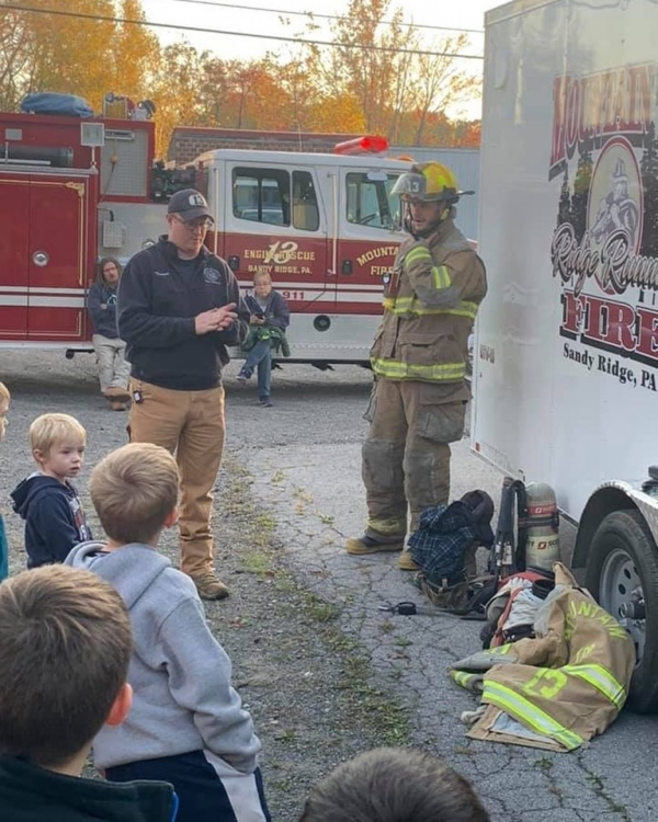 Fire Prevention 2019 - Cub Scout Pack 43