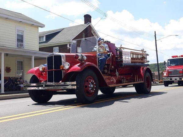 Osceola Mills 4th of July Parade