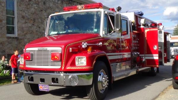 Port Matilda Fire Co. Parade