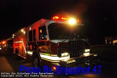Working Structure Fire: Somerset Township