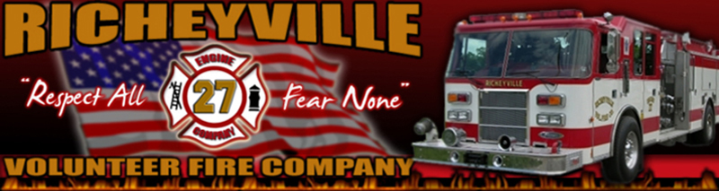 Richeyville Volunteer Fire Company Inc