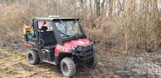 Mifflin Twp Brush Fire Assist