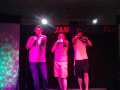 Karaoke at EEFE