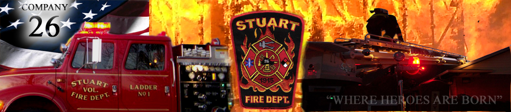 STUART VOLUNTEER FIRE DEPARTMENT