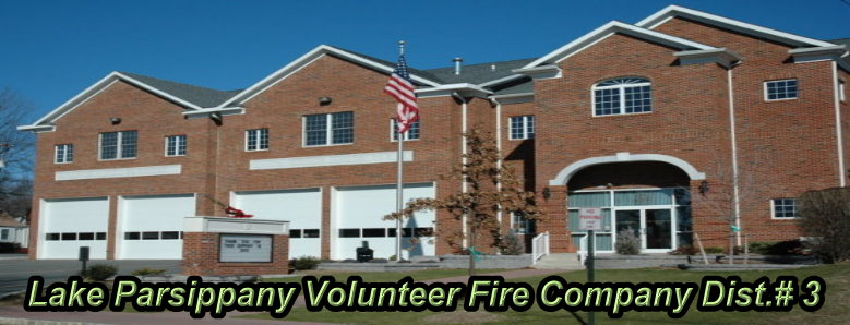 Lake Parsippany Volunteer Fire Company Dist. 3