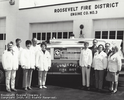 Beginnings of the Roosevelt Rescue Squad