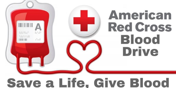 UPDATE: Red Cross Blood Drive
