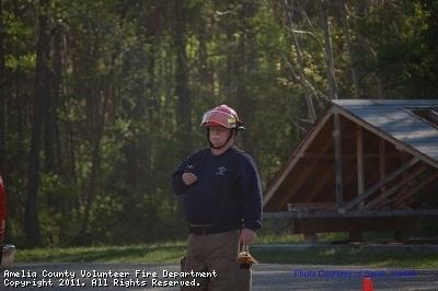 FF I - 4/17/2011 - Capt. Fess on de job!