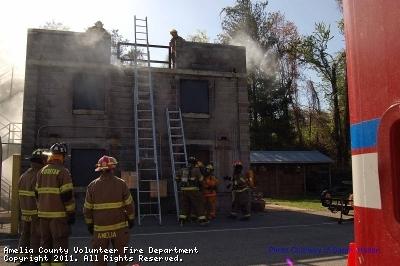 FF I - 4/17/2011 - on the job