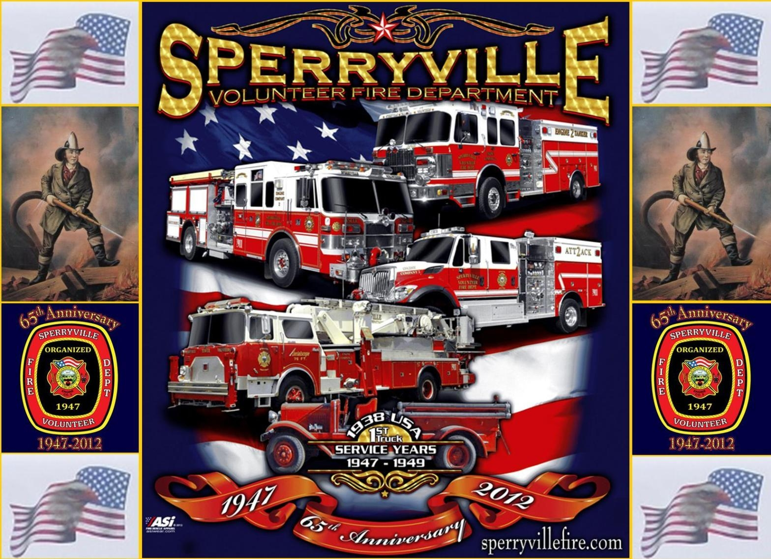 Sperryville Volunteer Fire Department Inc.