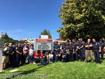 Alisa Ann Ruch Firefighter Burn Relay