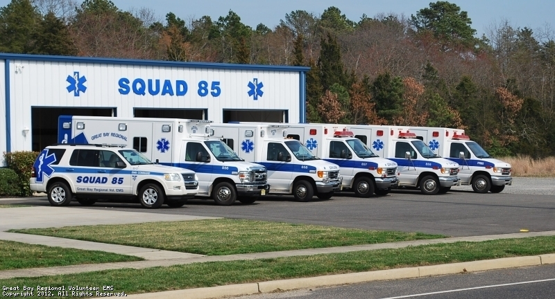 Great Bay Regional Volunteer EMS