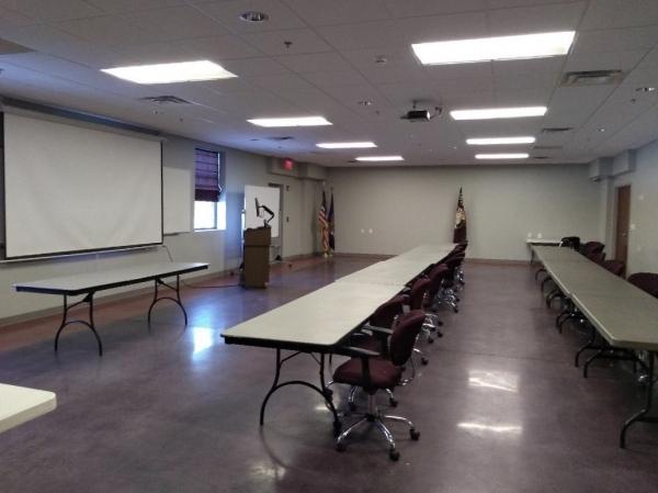 Raymond Training Room
