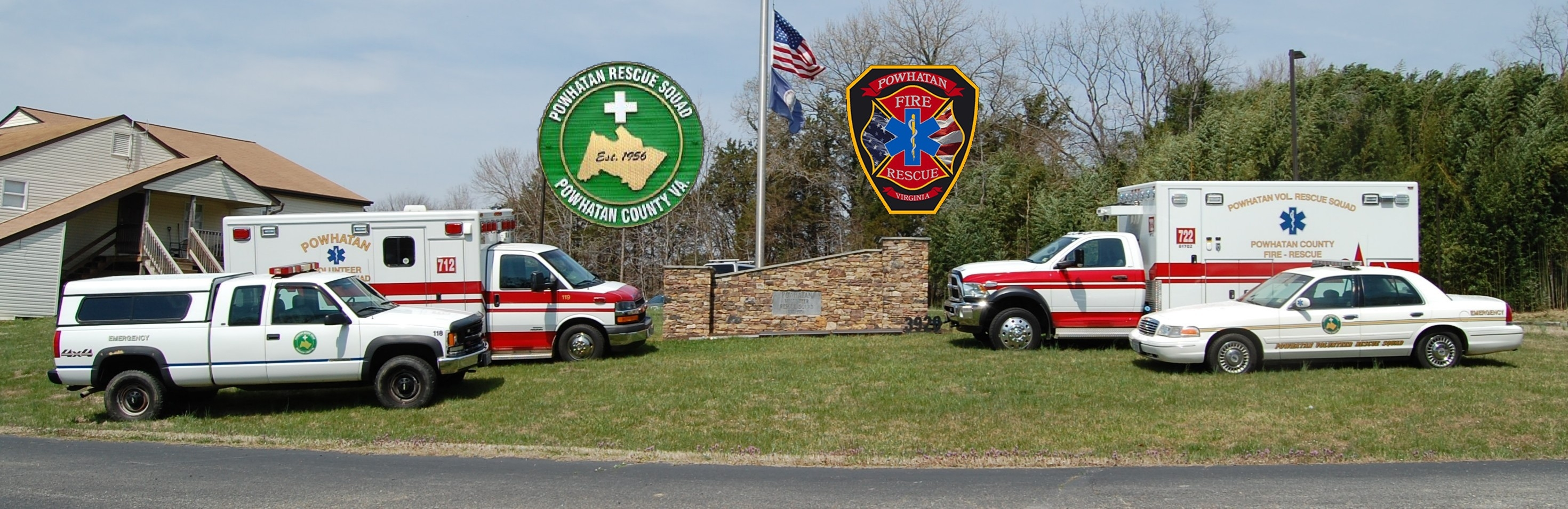 Powhatan Volunteer Rescue Squad Inc.