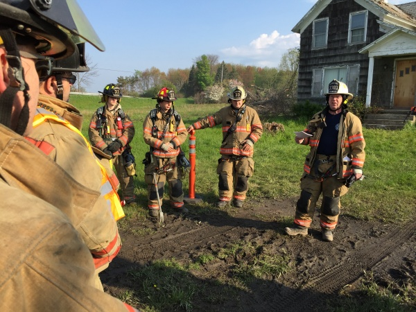 Drill on Sunday, May 19, 2019