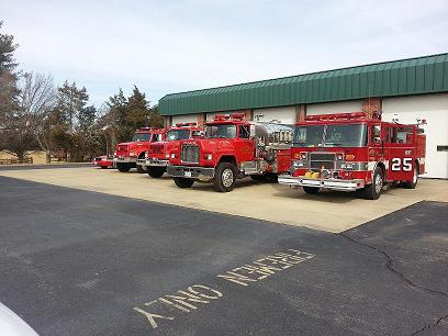 Barboursville Volunteer Fire Company