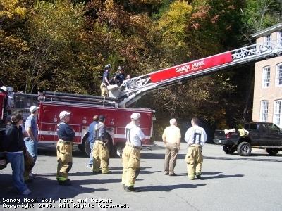 Ladder Class; October 11, 2009