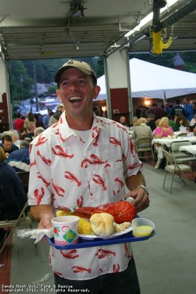 Pendergast -- Lobsterfest 2011