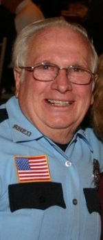 heavily cropped photo of George, taken during CT State Firefighters Association Hall of Fame Induction 04062011