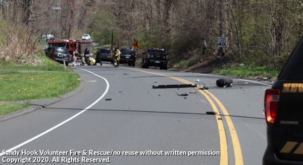 Collision Closes Section Of Berkshire Road
