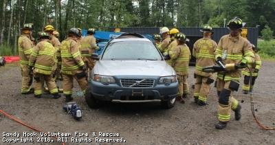 Training: Vehicle Extrication