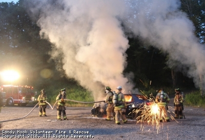Training: Vehicle Fires & Related Tools