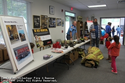 Open House & Public Safety Day Continues 80th Anniversary Special Events